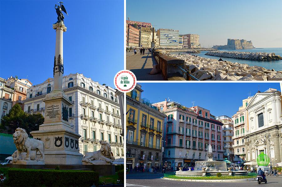 Nápoles Itália dica de viagem