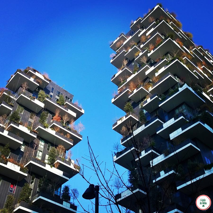 Arquitetura em Milão Itália