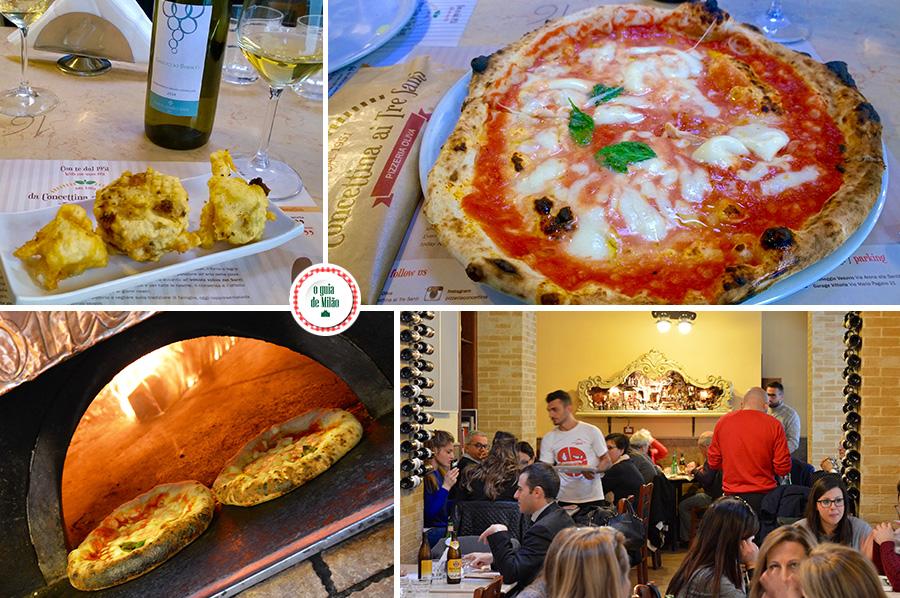 Onde comer em Nápoles a cidade da pizza