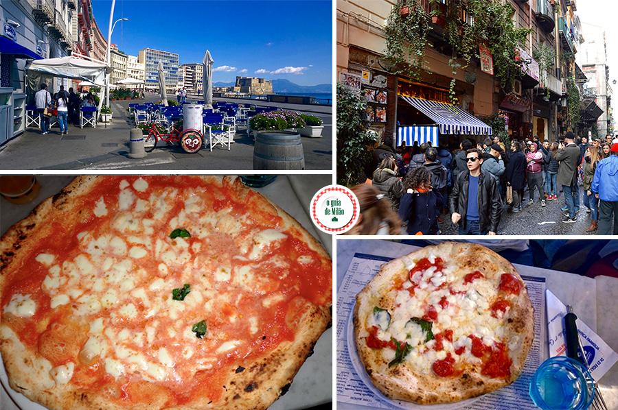 Pizza em Nápoles as melhores pizzarias de Nápoles