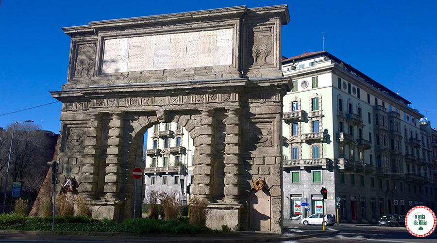 Os Bairros de Milão