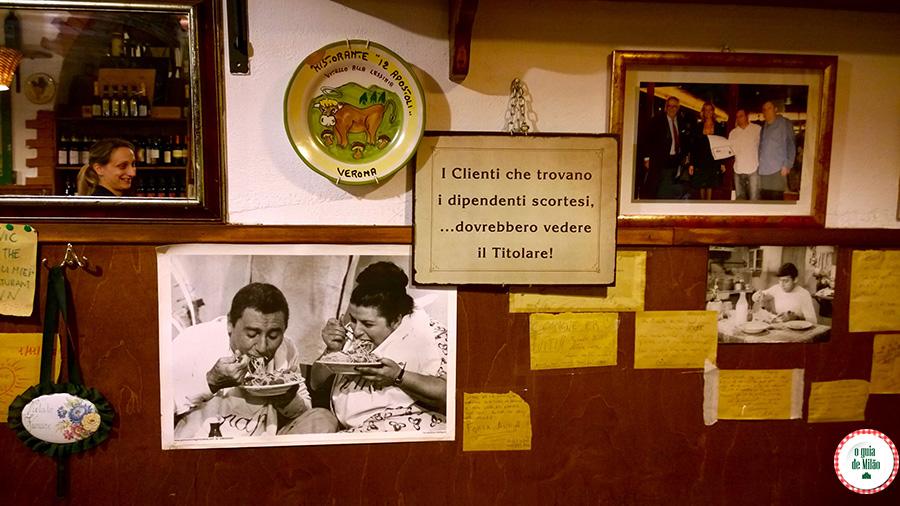 Restaurantes bons e baratos em Milão