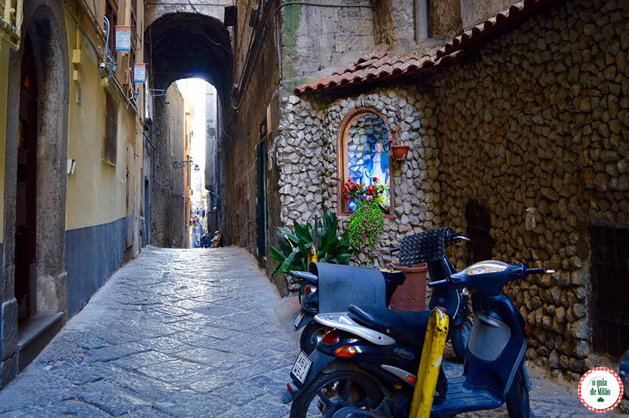 Turismo em Nápoles