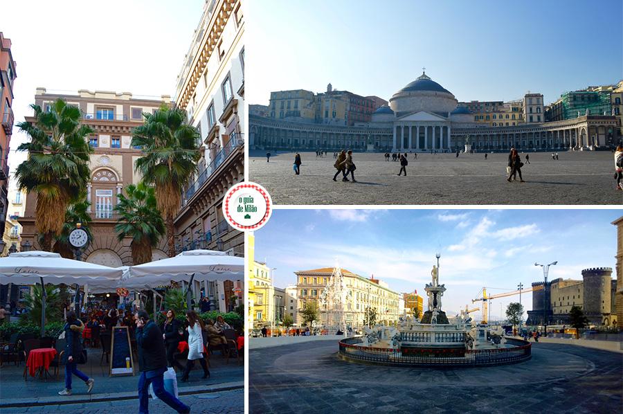 Turismo em Nápoles na Itália