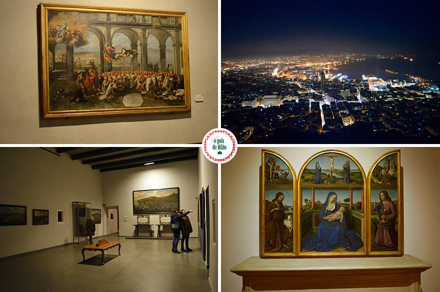 Arte e Cultura em Nápoles