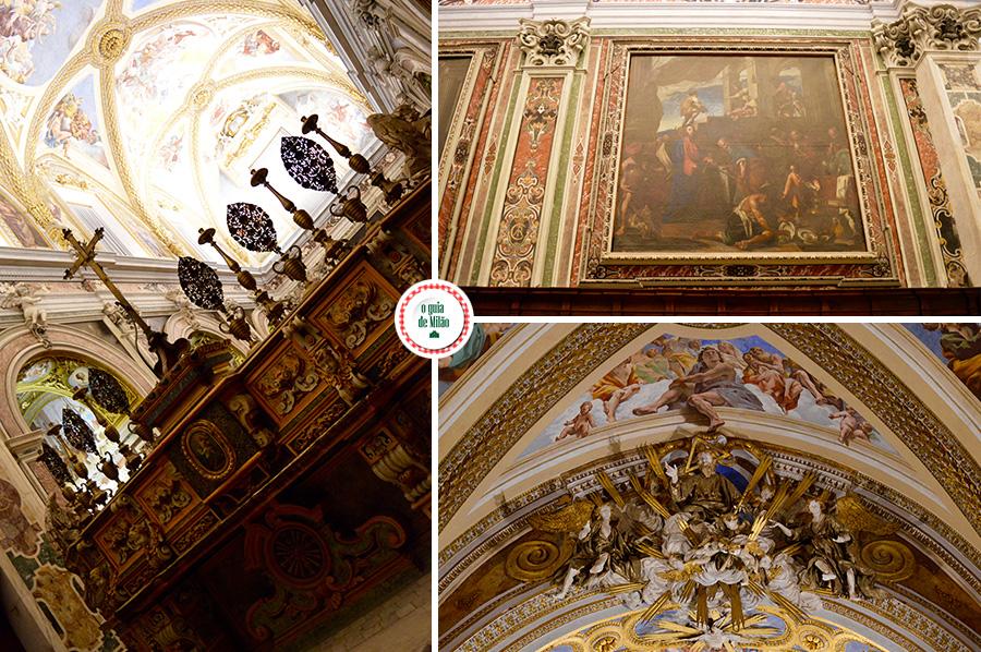 Arte e pinturas em Nápoles