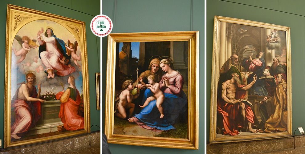 Arte em Nápoles Itália