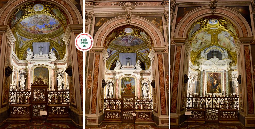 As melhores igrejas de Nápoles Itália