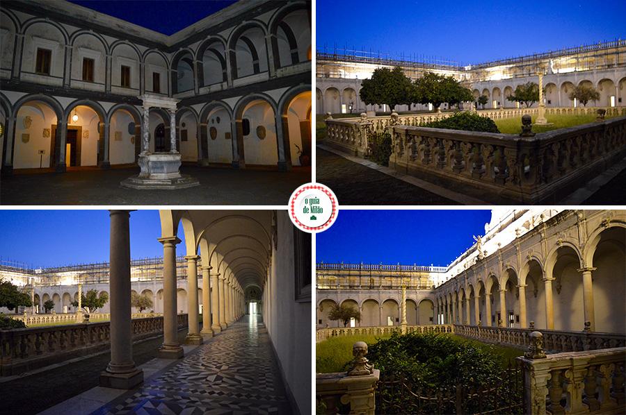 Blog de viagem de Nápoles Itália