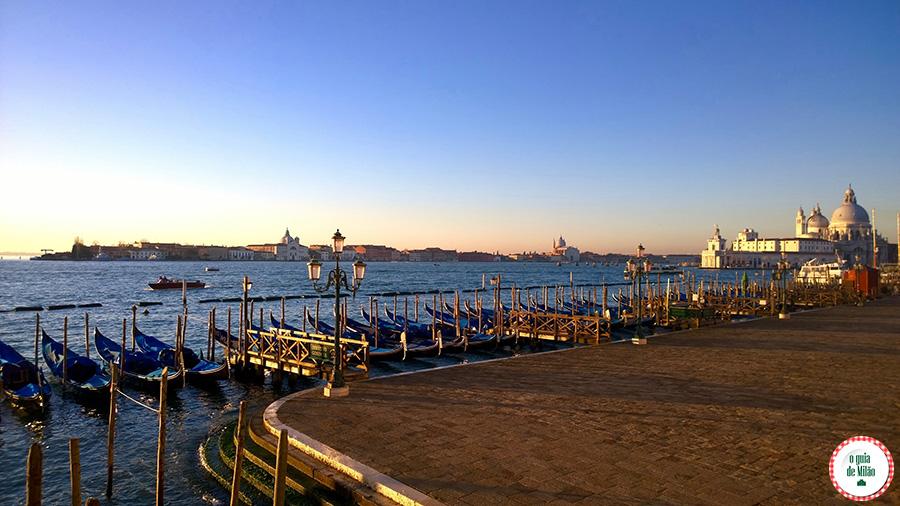 Turismo na Itália De Milão a Veneza