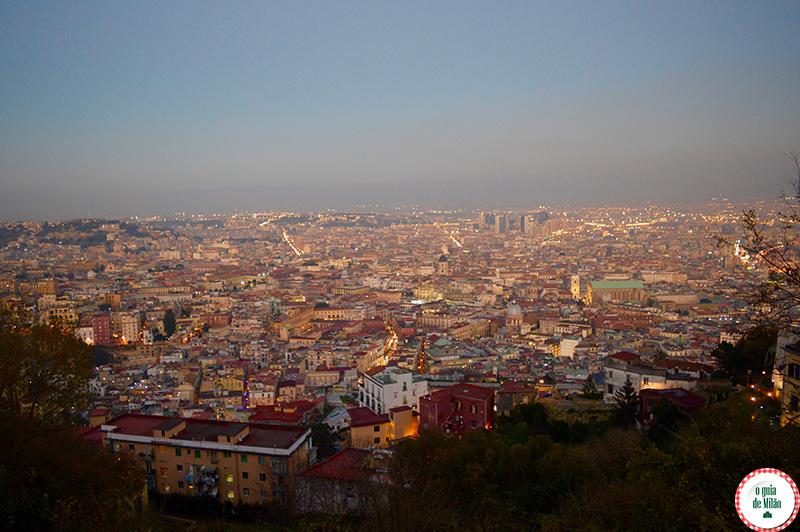 Dicas de Nápoles Itália