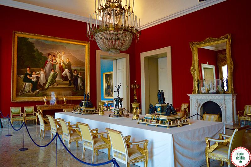 museus e cultura em Nápoles