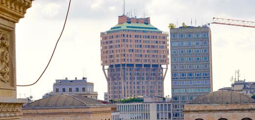 História da arquitetura em Milão
