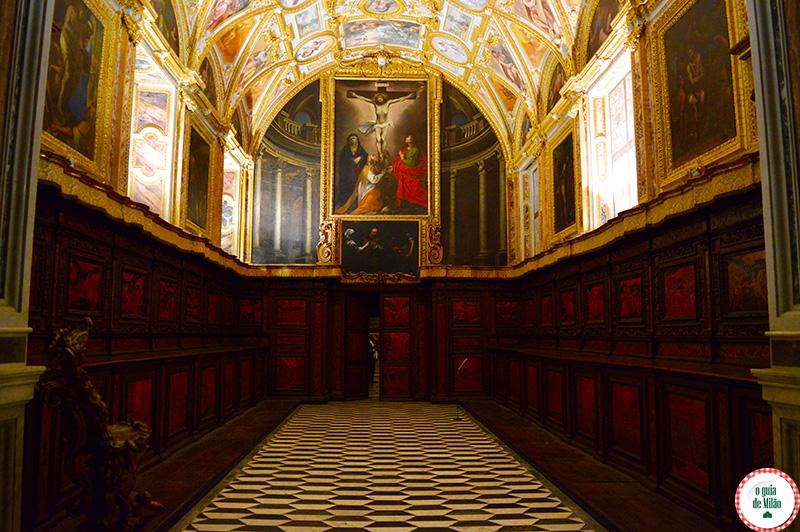 Museus em Nápoles Itália