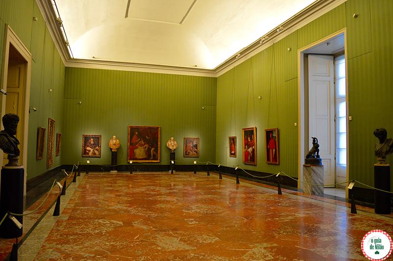 os melhores museus da Itália
