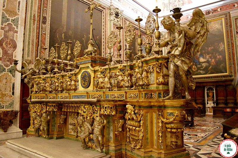 Os principais pontos turísticos de Nápoles Itália