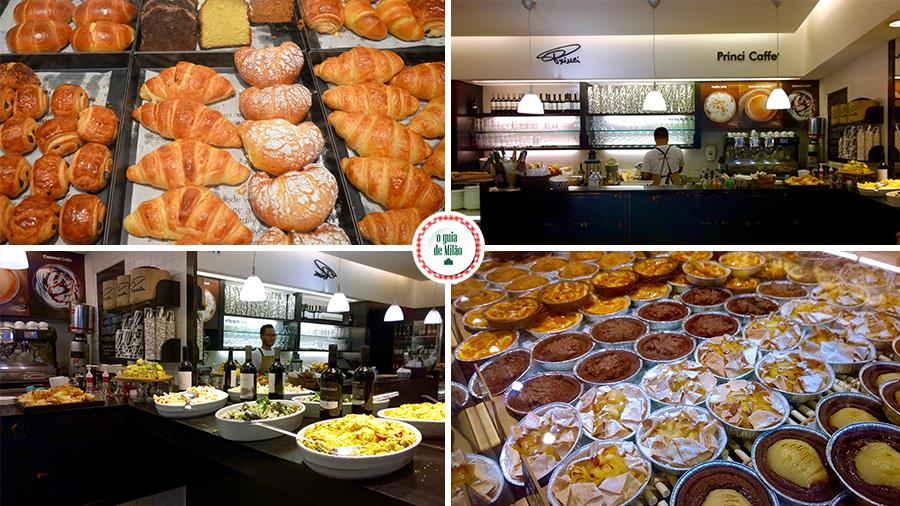 Gastronomia italiana em Milão