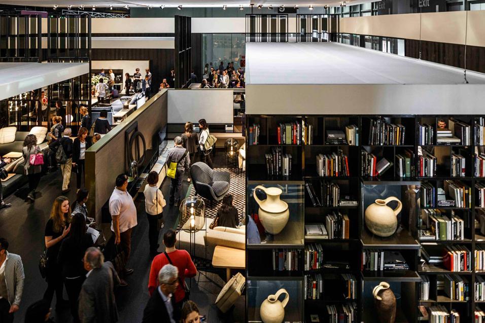 Salão do Móvel em Milão Eventos em Milão