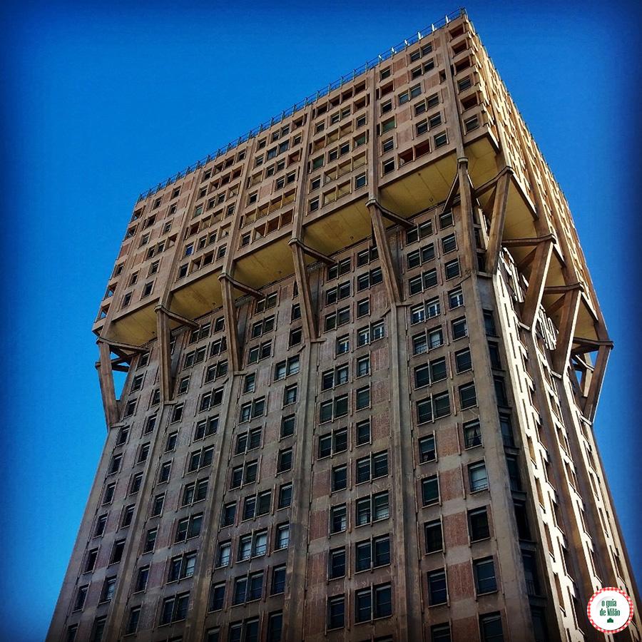 Arquitetura em Milão