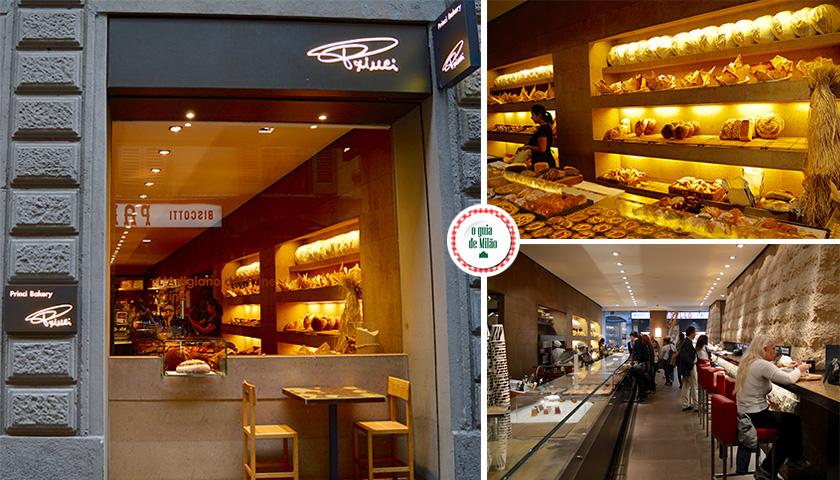onde fazer o Café da manhã em Milão