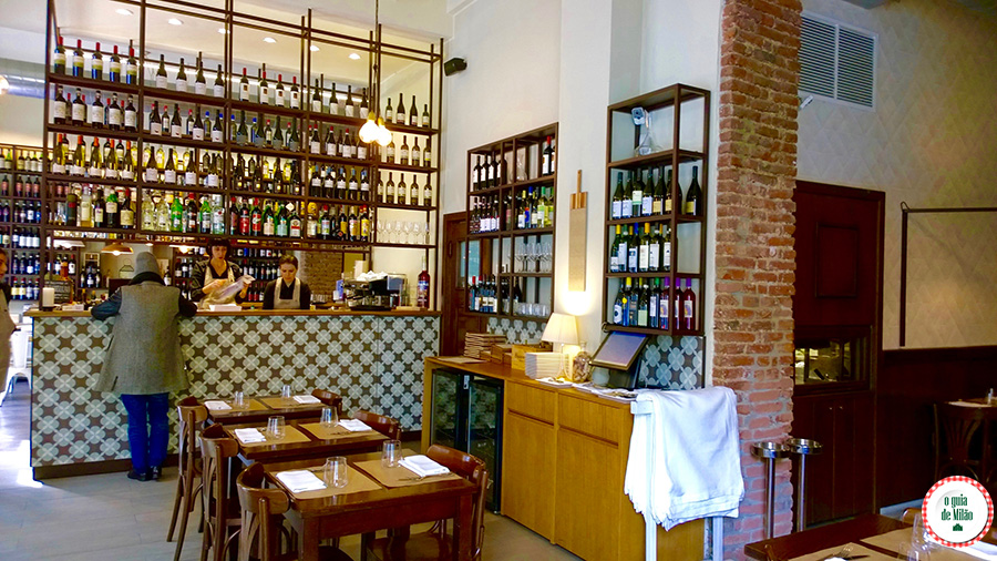 Bons restaurantes em Milão Onde comer em Milão
