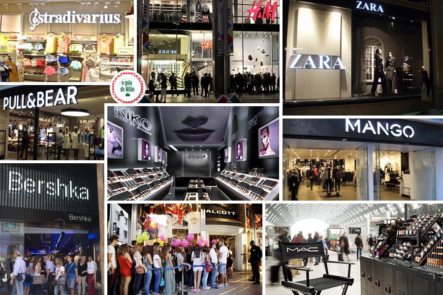 Compras baratas em Milão onde comprar roupas baratas em Milão