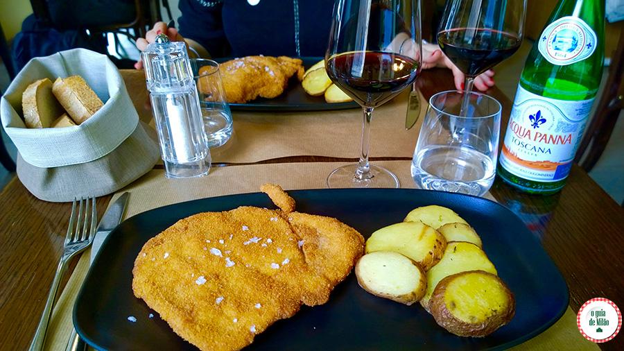 Dica de restaurante em Milão gastronomia típica da Itália