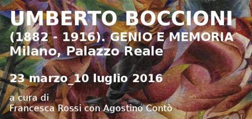 Eventos em Milão 2016 Agenda Milão 2016 Mostra Umberto Boccioni