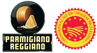 O Consórcio parmigiano reggiano Itália