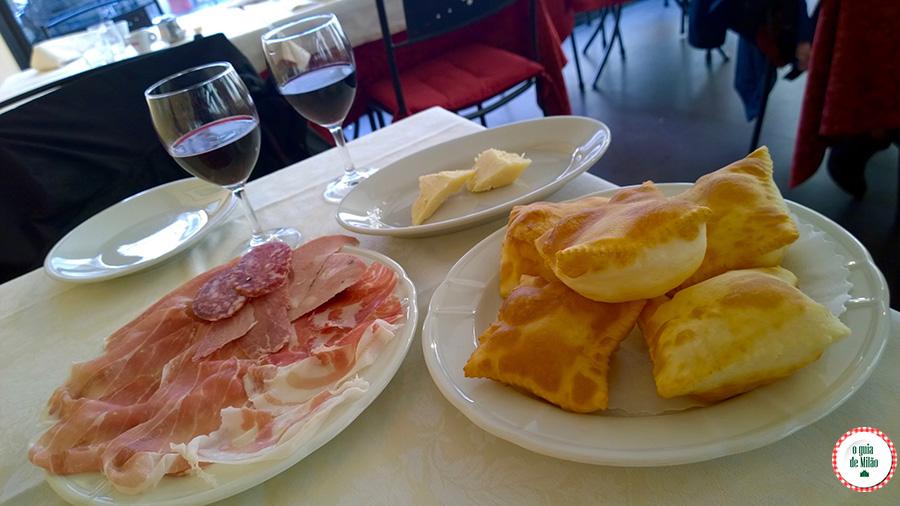 O que comer em Parma Comidas típicas de Parma Itália