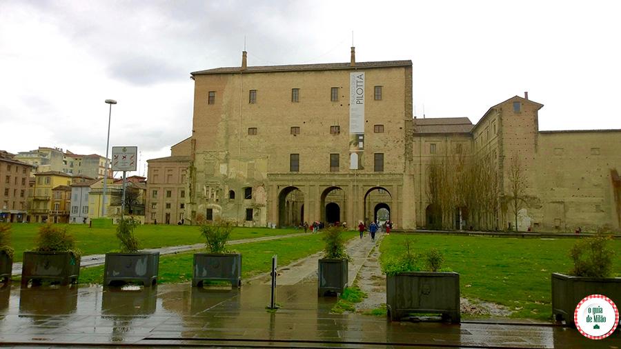 O que ver em Parma