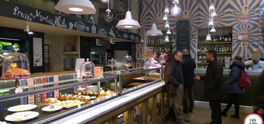 Onde comer em Milão confeitaria Cova em Milão
