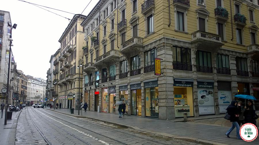 Onde fazer compras baratas em Milão Dicas de Milão