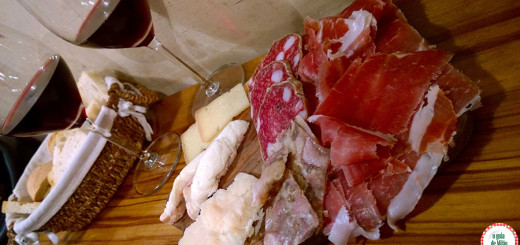 Presunto de Parma Queijo Parmigiano Gastronomia em Parma Itália