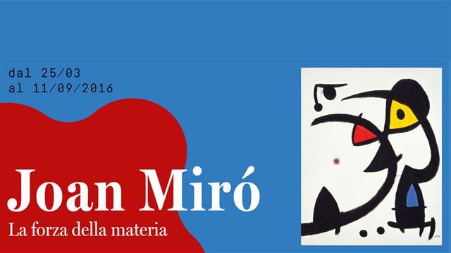 Programação Milão 2016 Mostra Joan Miró Mudec Milão 2016