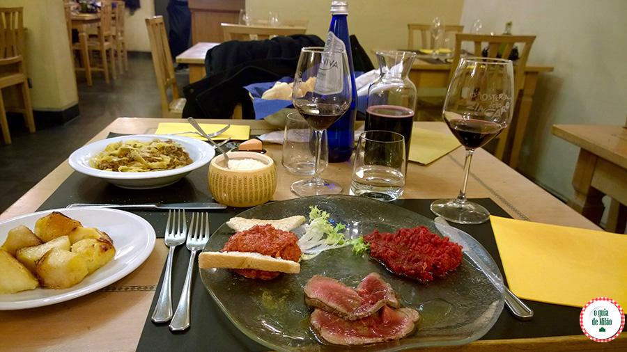 Restaurantes em Parma Enogastronomia em Parma Itália