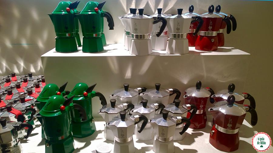 onde comprar a cafeteira Italiana moka