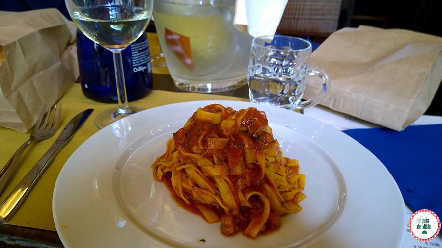 Comer barato Restaurantes econômicos em Milão