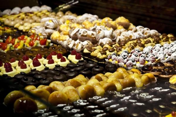 Confeitarias em Milão Pasticceria Martesana