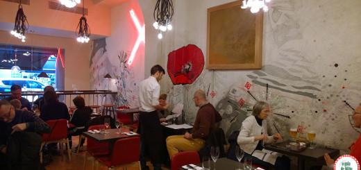 Dica de restaurante em Milão Itália