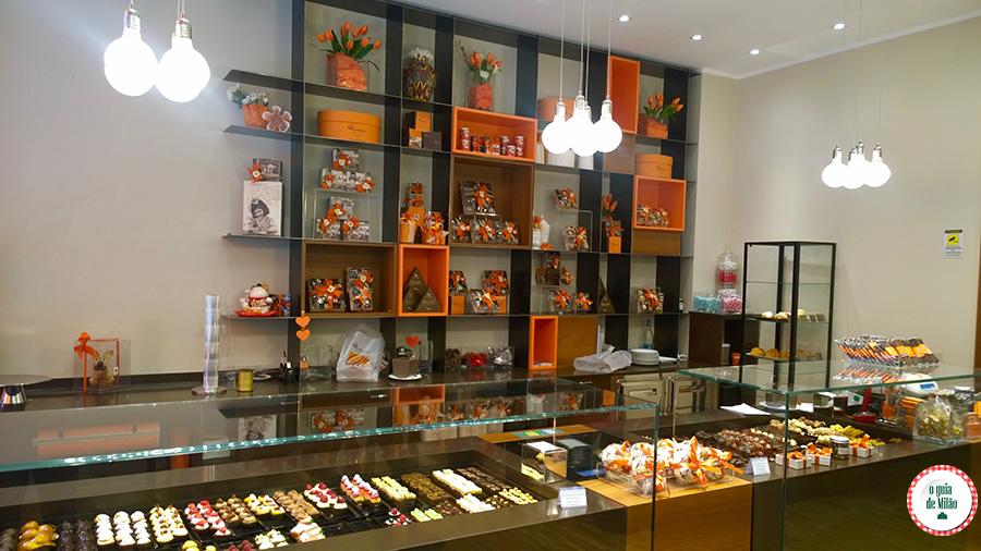 Onde comer doces em Milão Pastelaria Pasticceria Martesana