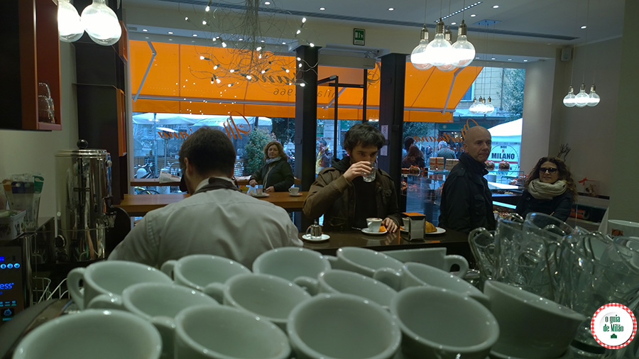 Pastelarias em Milão Pasticceria Martesana