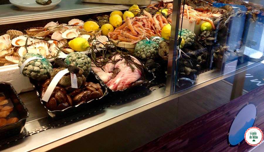 Restaurante bom e barato em Milão Itália
