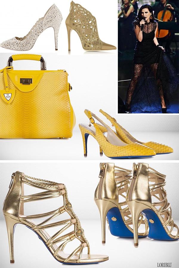 Sapatos italianos de luxo Loriblu