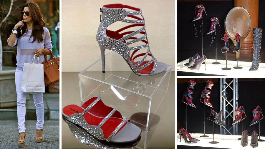 Sapatos italianos famosos Cesare Paciotti