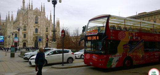 City Sightseeing Excursão em ônibus panorâmico pela cidade de Milão