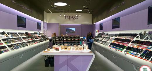 Onde comprar maquiagem barata em Milão Kiko