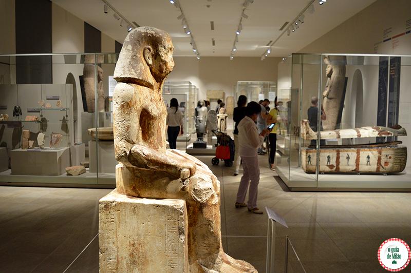 Pontos turísticos de Turim Museu egípcio Turim