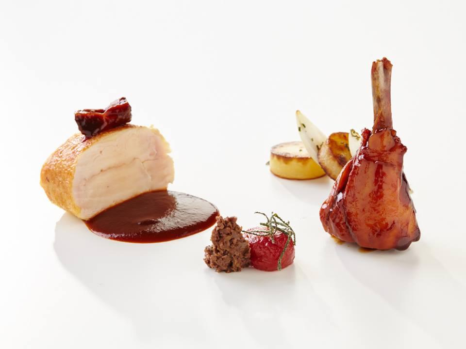 Restaurante 1 estrela Michelin em Milão Restaurante Vun Milão