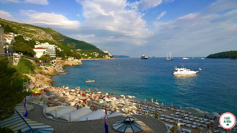 As melhores praias da Croácia